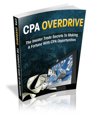how to find cpa offers